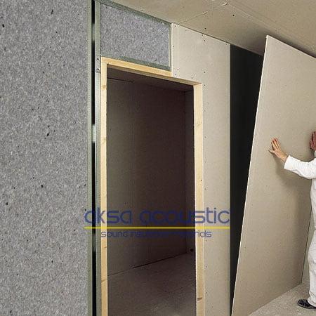 alçıpan bölme duvar ses yalıtımı Aydın